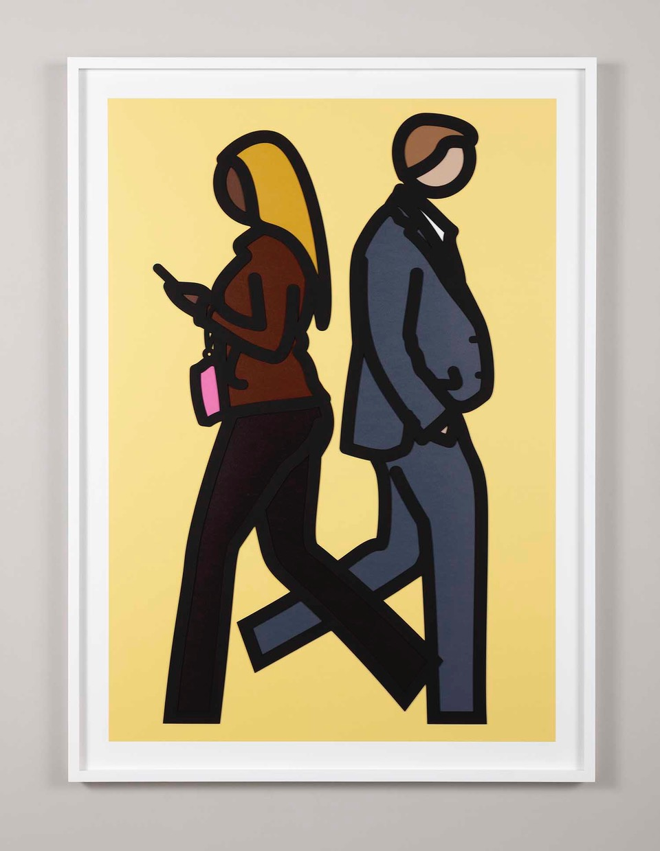 Julian Opie New York Couples 5