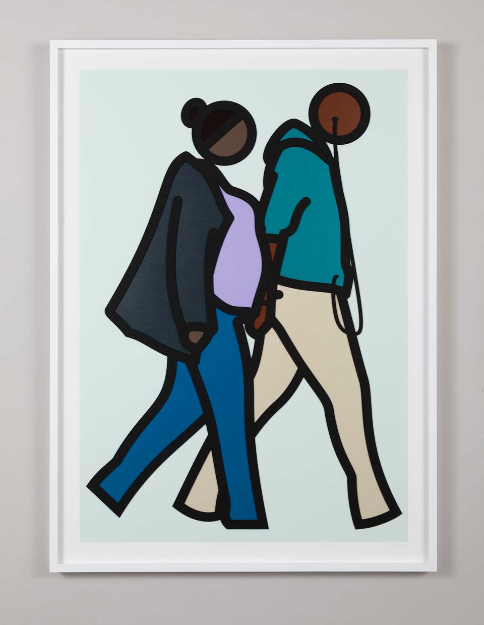 Julian Opie New York Couples 6