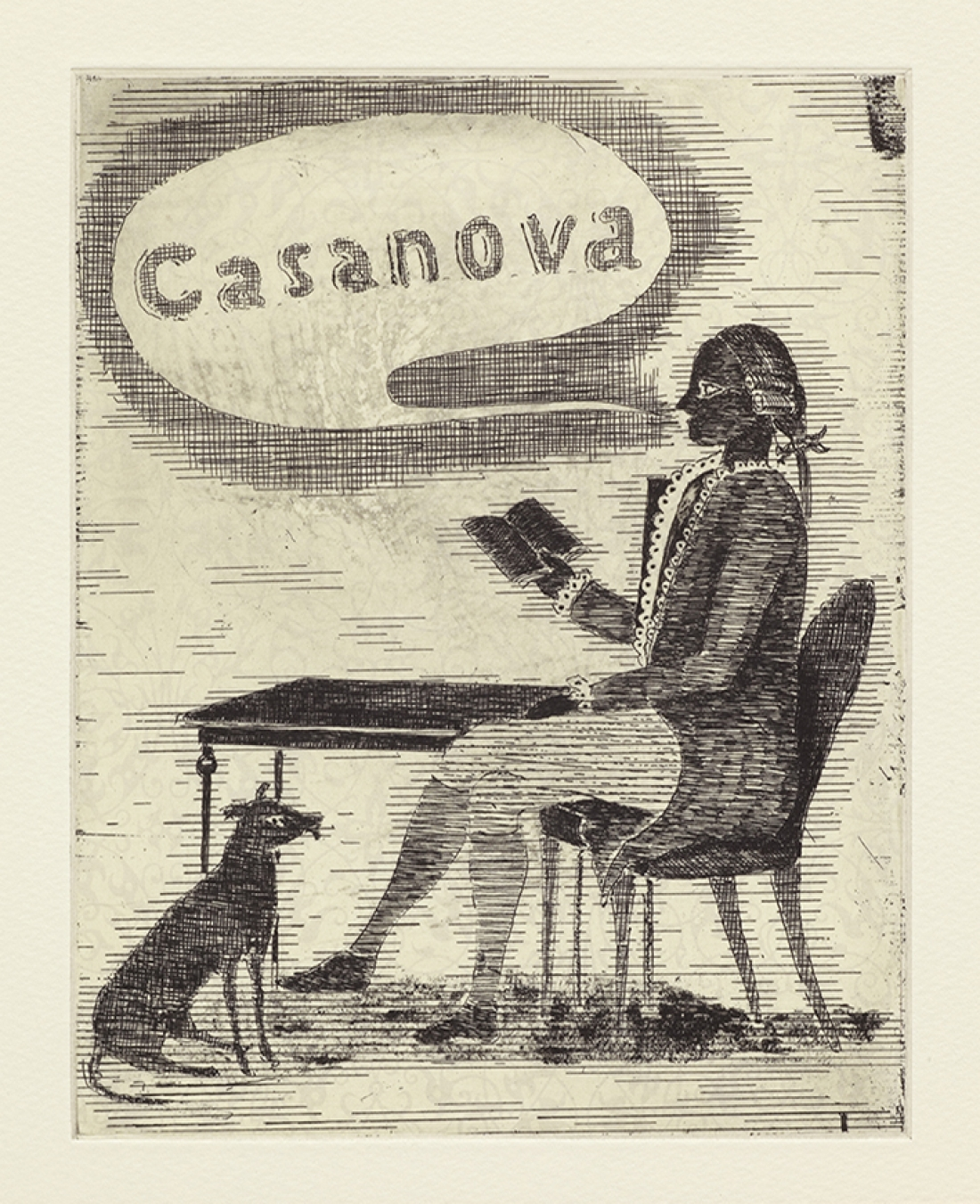 Casanova The National Lottery