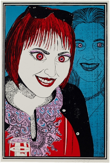 Grayson Perry, Snapshots of Julie, Fourth Decade, 2015