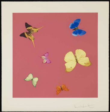 Damien Hirst, Lullaby